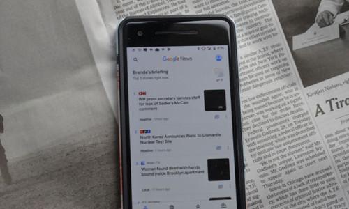 Yeni yapay zeka destekli Google haberleri geliyor