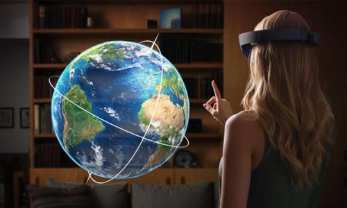 Google'dan Microsoft'un HoloLens'ine yeni rakip