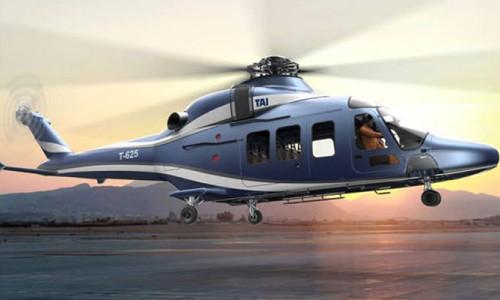 Yerli helikopter motorunun o imalatı tamamlandı