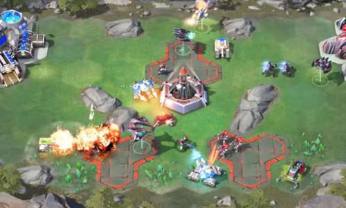 Command & Conquer efsanesi telefonlara giriyor!