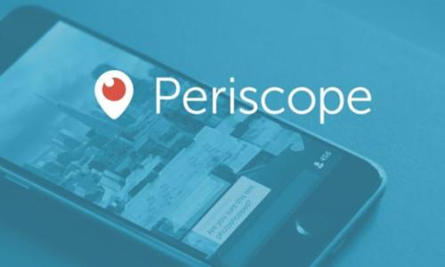 Periscope'a erişim engelleniyor