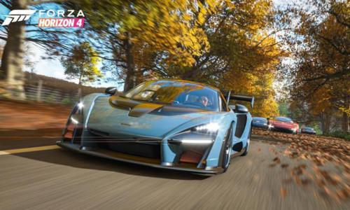 Asfaltı ağlatacak oyun: Forza Horizon 4