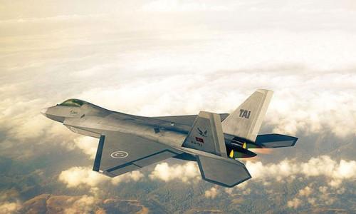 Milli savaş uçağı için yazılım işbirliği
