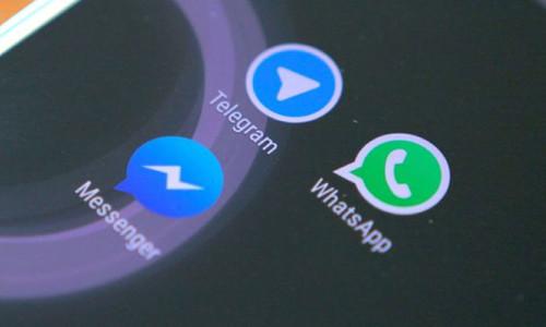 Whatsapp Telegram'dan kopya çekti