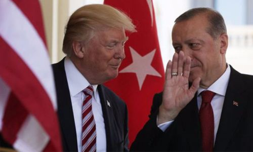 Erdoğan Periscope'ta rakiplerine fark attı