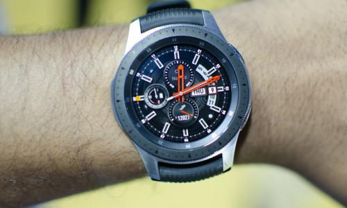 Galaxy Watch için ön inceleme
