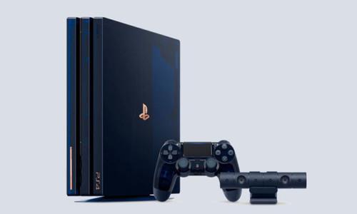 PlayStation 4 Pro 500 Milyon Özel Sürüm duyuruldu