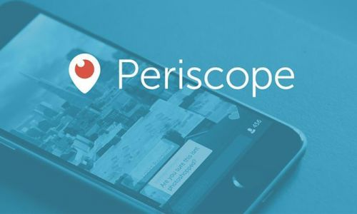 Periscope'a yayın yasağı bu akşam başlıyor
