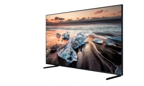 Samsung, QLED 8K TV'lerini tanıttı!