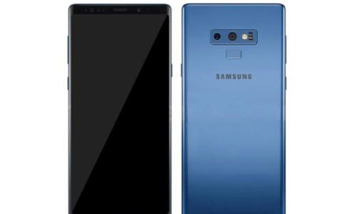 Samsung Galaxy Note 9'un fiyatı sızdı