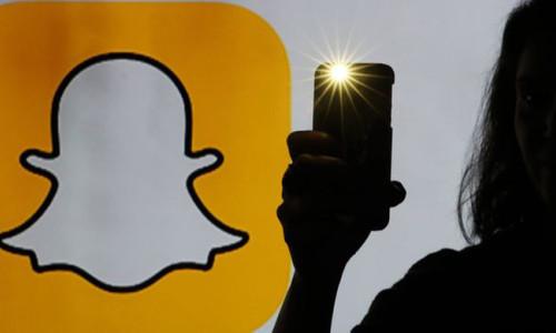 Snapchat'in kan kaybı kafaları karıştırdı