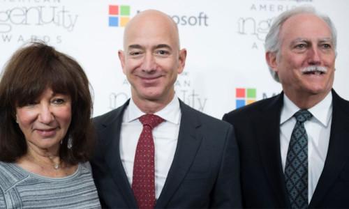 Bezos'un yatırım sırrı