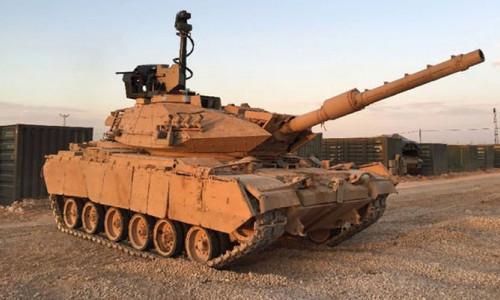 Aselsan tankların gücüne güç katacak