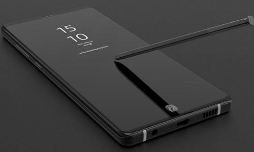 Galaxy Note 9'un gizemi çözüldü