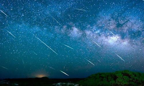 Yılın en etkileyici meteor yağmuru geliyor