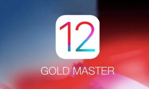 iOS 12 Gold Master güncellemesi yayınlandı