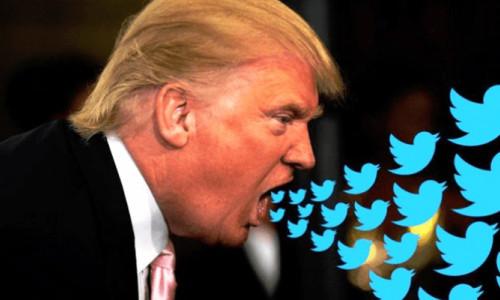 Twitter: Gerekirse Trump'ı engelleriz!