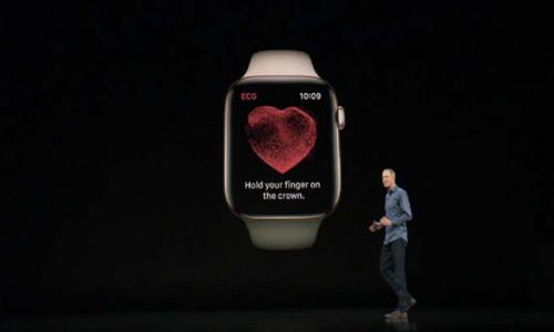 Apple Watch'un EKG uygulaması başka bir hayat daha kurtardı