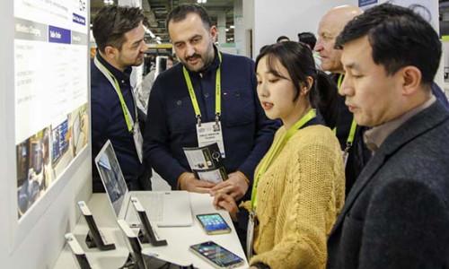 Ankara 'Uluslararası teknoloji fuarları'nı bekliyor