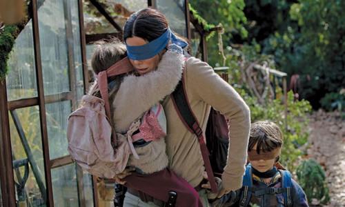 Netflix, Bird Box Challange'la ilgili insanları uyardı