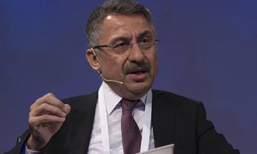 Cumhurbaşkanı Yardımcısı Fuat Oktay: Dijital Türkiye kullanıcı sayısı 44,2 milyona ulaştı
