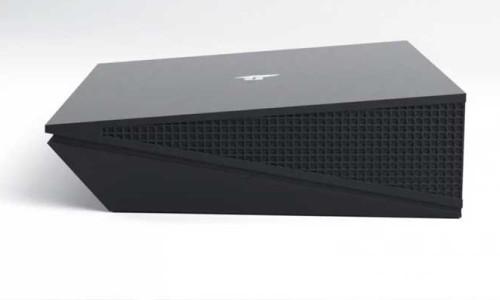 PlayStation 5 için hazırlanan konsept tasarım