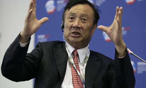 Huawei'nin patronu ABD'den korkmuyor: Dünya bizsiz yapamaz