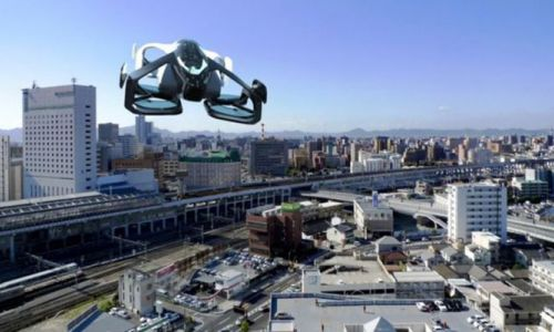 Japonya uçan araba dönemine hazırlanıyor