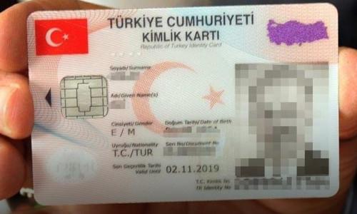 Kimlik kartlarında yeni dönem!