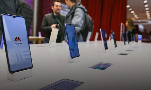 Huawei Türkiye'de büyük pay peşinde