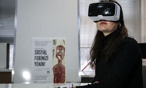 Türk bilim insanları yaptı! Sanal gerçeklikle terapi