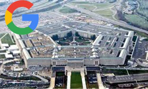 Pentagon'dan Google'a Çin sitemi
