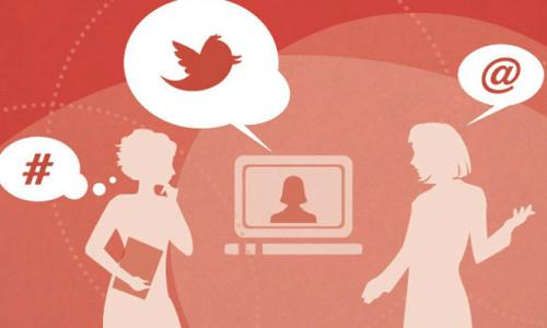 İşte Twitter'ın en çok konuşulan kadınları