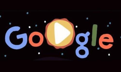Google, Dünya Günü'ne özel doodle yaptı