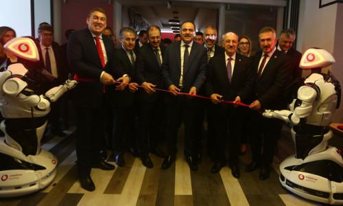 İTÜ Vodafone Future Lab açıldı