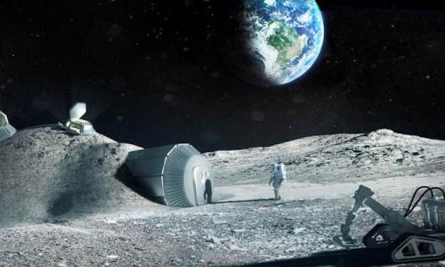 Bezos: Bu sefer Ay'a kalmak için gidiyoruz
