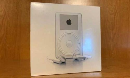 18 yıllık iPod 20 bin dolara satışa çıktı