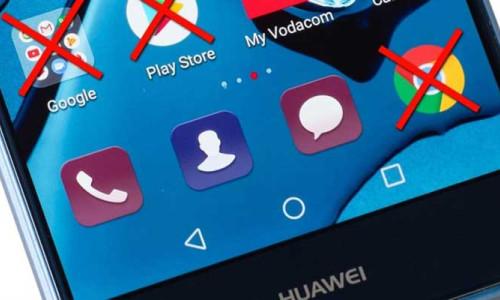 Huawei kendi işletim sistemini kuruyor