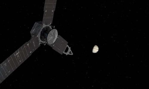 Jüpiter'in manyetik alanı değiştiği