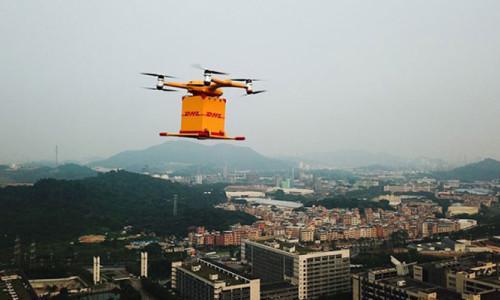 Dünyanın ilk otomatik drone kargo taşımacılığı Çin'de başladı