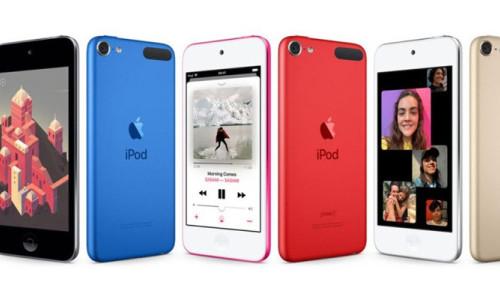 Yeni iPod touch Türkiye'de satışa çıktı