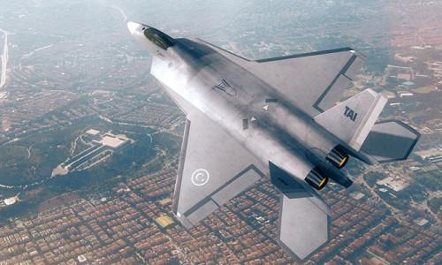 Paris Airshow'da 'Milli Muharip Uçak' fırtınası esecek