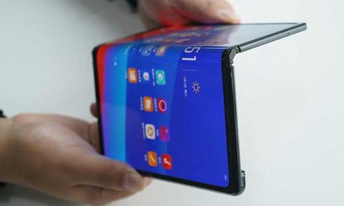 Huawei katlanabilir cihazlar için yeni patent aldı