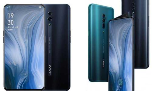 Oppo Reno 10X Zoom Türkiye'de satışa sunuldu