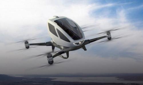 Uçan taksiler 2013'te havalanacak