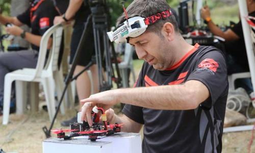 TEKNOFEST kapsamında Drone Şampiyonası başlıyor