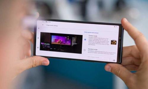 Sony'den 5K ekranlı Xperia 1R geliyor