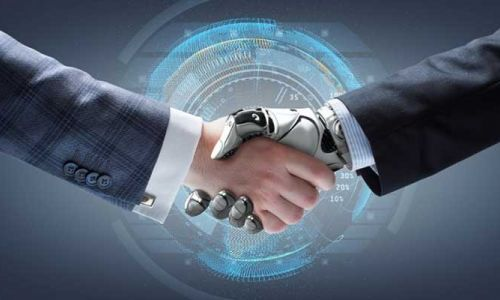 İş görüşmelerini yapay zekâlı robot yapmaya başladılar