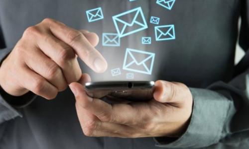 Borçlu yakınına SMS atan avukata 50 bin lira ceza
