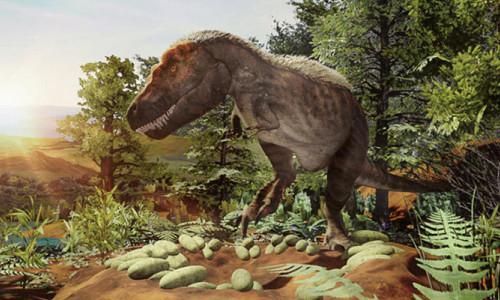 Son teknoloji sayesinde T-rex evlere girmeye başladı